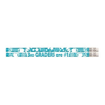 D1507 3rd Graders Are #1-36 Third Grade Pencils