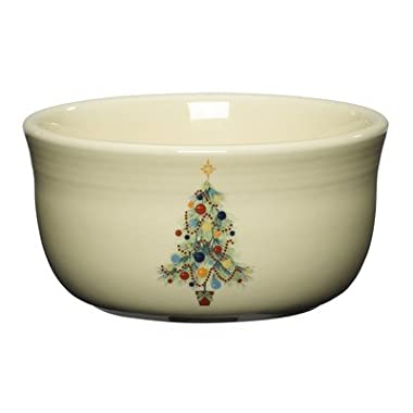 Fiesta 24-Ounce Gusto Bowl, Christmas Tree