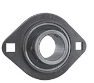 FYH Bearing SAPFL207-21 Tampa Mall 15 16 Stamped two Flange Oklahoma City Mall steel oval bolt
