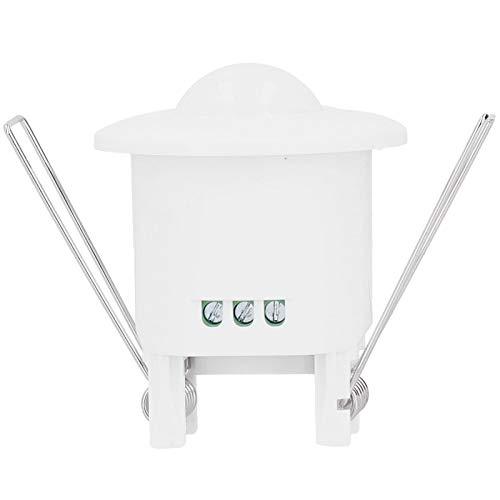 Sensorlichtschalter, hochempfindlicher Lichtsteuerungsschalter, praktisches Omni Directional Sensing Office für zu Hause aus Kunststoff