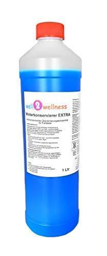 well2wellness Pool Überwinterungsmittel Winterkonservierer EXTRA 1,0 l