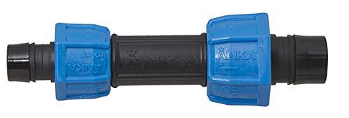 Watts 88005249 ANKA (ARSC134) 2,5 x 1,9 cm Fiberglasverstärkte Reduzierkupplung, gerade, Nylon