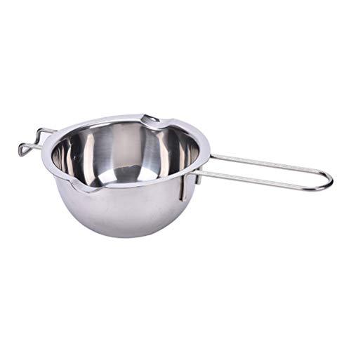 Edelstahl Universal-Doppel-Kessel, Backen-Werkzeuge, Melting Pot for Praline Butter Käse Caramel lsmaa