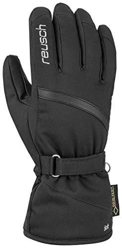 Reusch Damen Alexa GTX Handschuhe, Black/Silver, 7