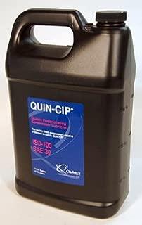 quincy air compressor oil