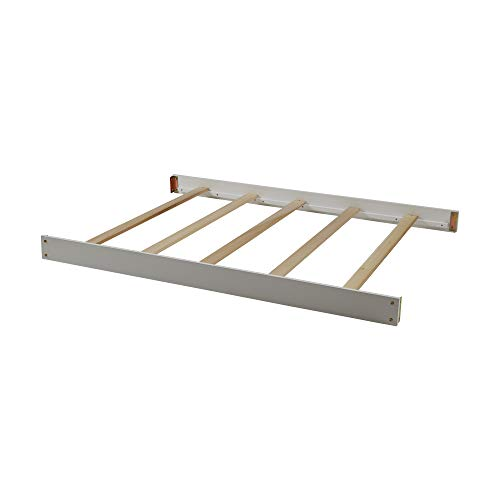 Baby Cache Glendale Full Bed Conversion Kit Pure White