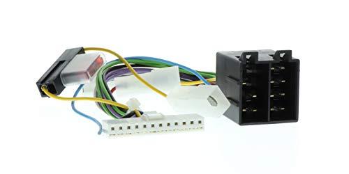 RedLine Solutions RL 018853 ISO aansluiting voor Pioneer Auto-Radio KEH: 1100-5700/30R, KEHP: 2800R-5700R