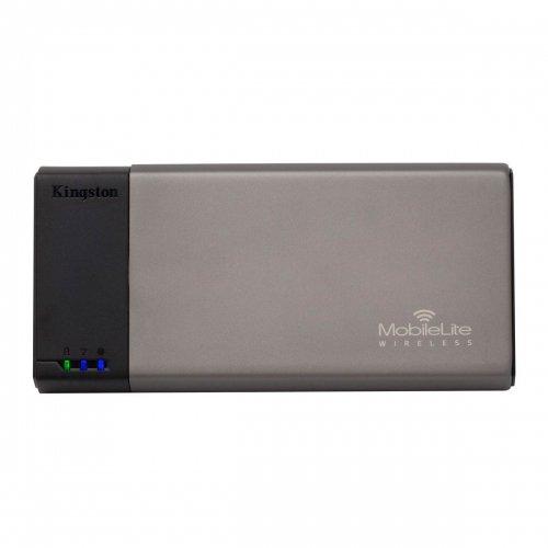Player Speicherkarte KINGSTON MobileLite Wireless mit kabellose Verbindung für Tablets/Smartphones Android/iOS