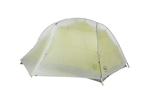 Big Agnes Tiger Wall Carbon Backpacking Tent (with Dyneema), 2 Person