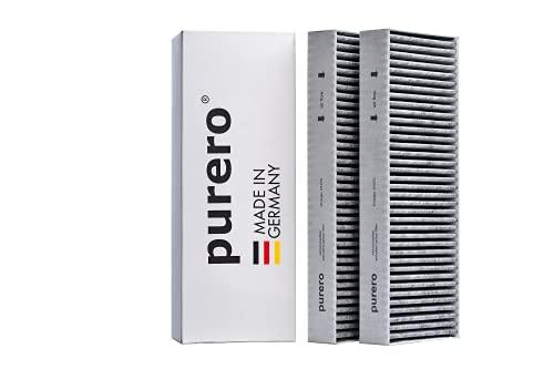 purero Aktivkohlefilterset als Ersatz für Bora BASIC Aktivkohlefilter, Qualität wie beim Original