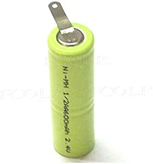 FCQLR 5pcs//lot Compatible for Battery ER18505 18505 Lithium Battery 3.6V 4000mah PLC Control Li-ion Battery