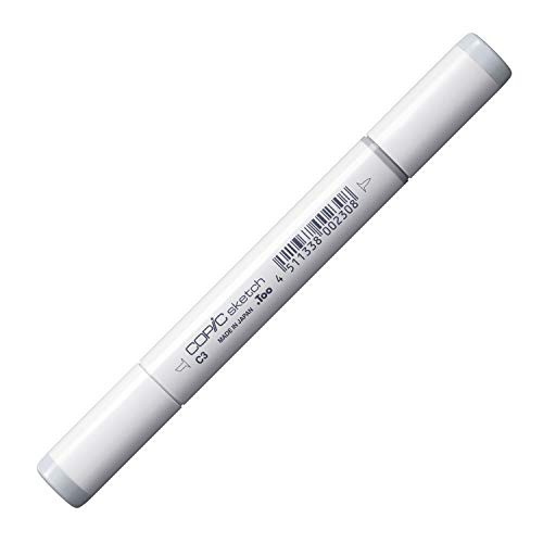 Copic Marker Copic Sketch Markers, Cool Gray (SM-C3S)