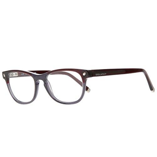 DSQUARED2 D Squared frame DQ5084 (51 mm) zwart