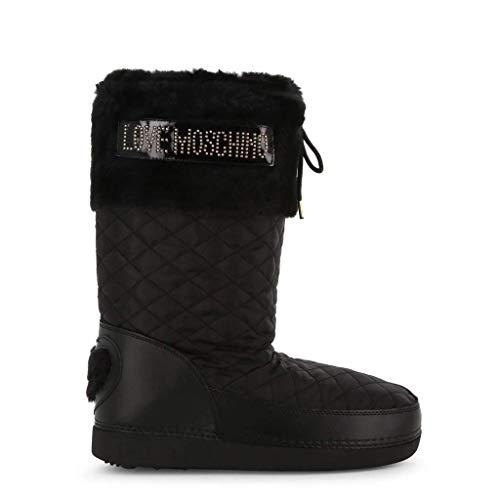 Love Moschino Snow Boot Damen Stiefel Schwarz