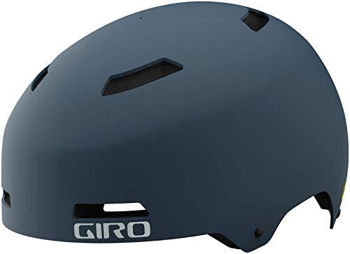 Giro Quarter FS MIPS BMX Dirt Fahrrad Helm portaro grau 2021: Größe: M (55-59cm)