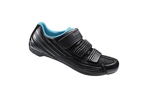 Shimano RP2W SPD-SL Women's Shoes, Black, Size 43 EUR,...
