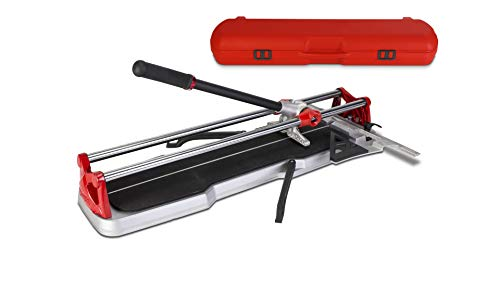 Rubi 14988 Cortadora manual con maleta, Gris