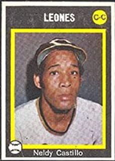 1973 Made in Venezuela Stickers (Baseball) Card# 260 neldy ...