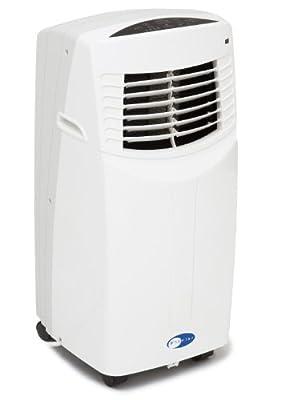Whynter 8,000 BTU Eco-Friendly Portable Air Conditioner, White (ARC-08WB)