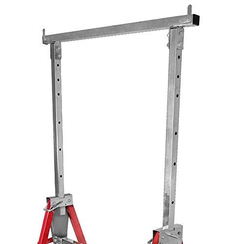 Berlan Klappbock – BKB200-130, höhenverstellbar - 5