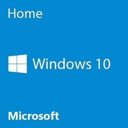 Windows 10 Home GGK 32 bit - 1 poste (Version Internationale)