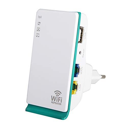 HEHE Señal Repetidor WiFi De Largo Alcance Amplificador WiFi Extender La Entrega Rápida A 300 Mbps Ethernet RJ45 Puerto WLAN Inalámbrica Enchufe De La UE