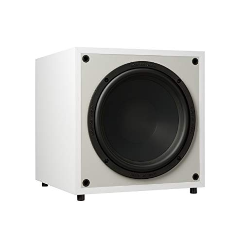 Monitor Audio Monitor MRW-10 - Subwoofer bianco