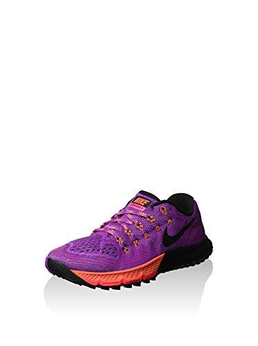 Nike Damen Air Zoom Terra Kiger 3 Laufschuhe, Violett (Hyper Violett/Total Crimson/Laser Orange/Schwarz), 40.5 EU