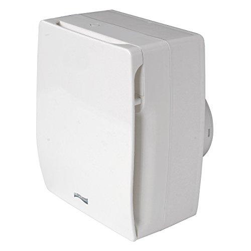 La Ventilazione CENTRIX10TH Aspiratore Centrifugo con Timer e Igrometro Regolabili per Foro diametro 100 mm   4