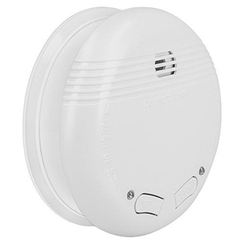 mumbi RMF150 Funkrauchmelder: 1 x Funk Rauchmelder / Feuermelder geprüft nach DIN EN 14604 - verlinkbar vernetzbar koppelbar