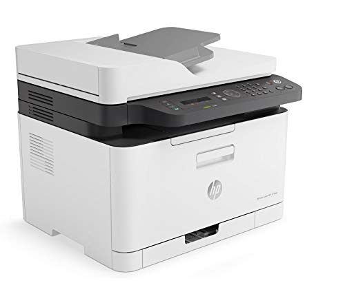 HP Color Laser 179fnw Multifunktions-Farblaserdrucker (Drucker, Scanner, Kopierer, Fax, WLAN, Airprint)