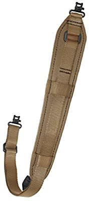 The Outdoor Connection Original Padded Super-Sling, Coyote Brown