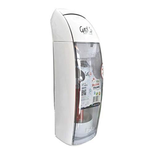 Gasatore Manuale da Tavolo GasUp con 1 Bottiglia. Acqua frizzante in Un Click.