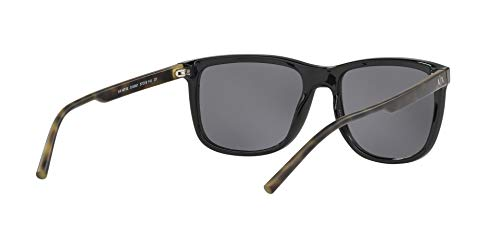 Armani sunglasses for men and women AX Armani Exchange Men's Ax4070s Square Sunglasses