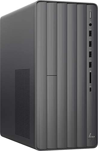 HP Envy TE01-0165t Desktop PC – Intel Core i5-9400 2.9GHz 8GB 1TB HD + 256GB SSD NVIDIA GeForce GTX 1650 DVDRW Win 10 (Renewed)
