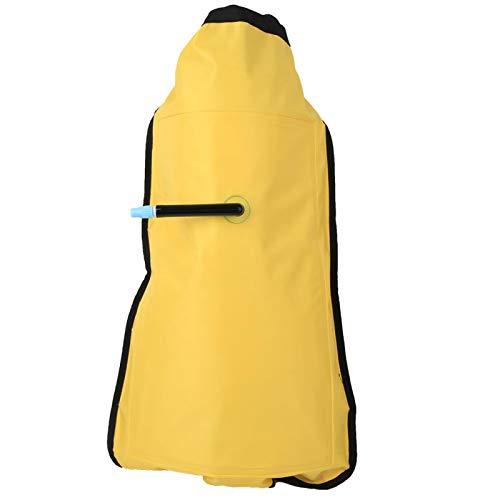 DAUERHAFT Kayak Paddle Float Mejor Visibilidad, para Remo, para Barco