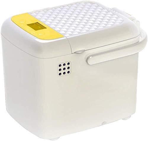 Máquina for hacer pan pan eléctrico que hace la máquina, compacto rápido panificadora, 500W3 de cocción de superficie, Tiempo de la cita, Unified Motor de cobre, función automática de aislamiento de a