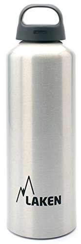 Laken 33 Botella de Aluminio, Unisex Adulto, 1L