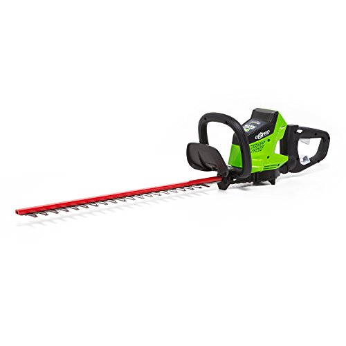 Discover Bargain Greenworks 24-Inch 40V Brushless Cordless Hedge Trimmer, Battery Not Included HT40L...