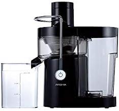Arshia Power Juice Extractor - JE116-2028, Black
