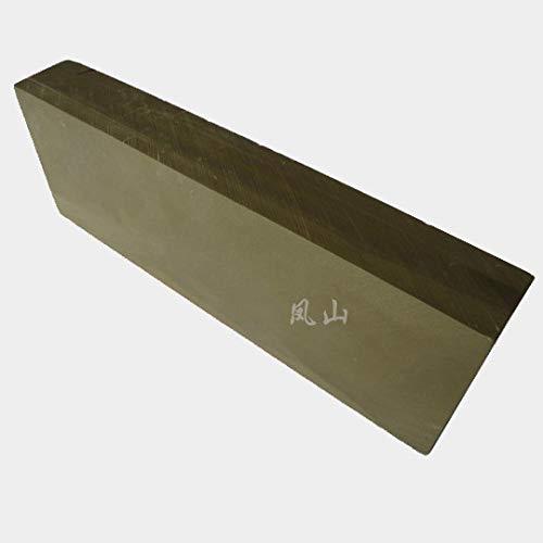 PXLPXL messerschärfer stein 3000 Körnung natürlichen gelben stein stein spitzer, spitzer 20 * 5 * 2,5 cm