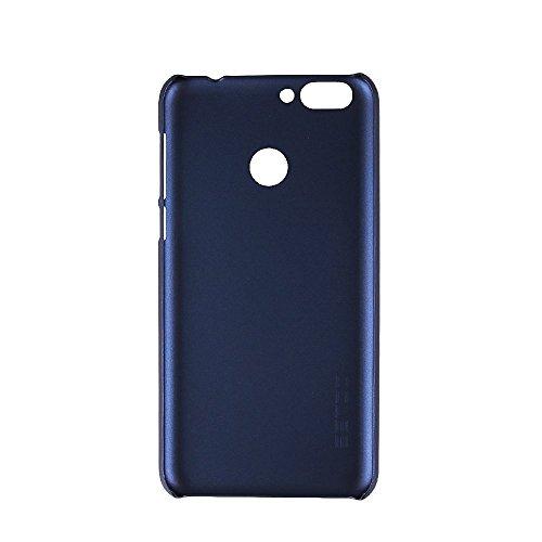 Tasche für Oukitel U20 PLUS Hülle, Ycloud Handy Backcover Kunststoff-Hard Shell Hülle Handyhülle mit stoßfeste Schutzhülle Smartphone Marineblau