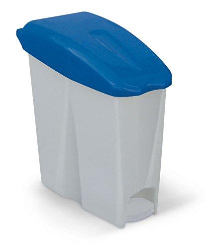 LEONARDO Tretabfalleimer, 17 l, Hygienebehälter für Badezimmer WC