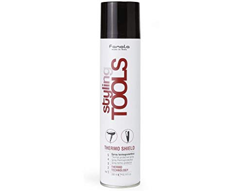 Fanola Styling Tools Thermo Shield Thermal protective spray - Wäremschutz-Spray, 300 ml