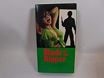Blade of the Ripper  1970  [VHS]