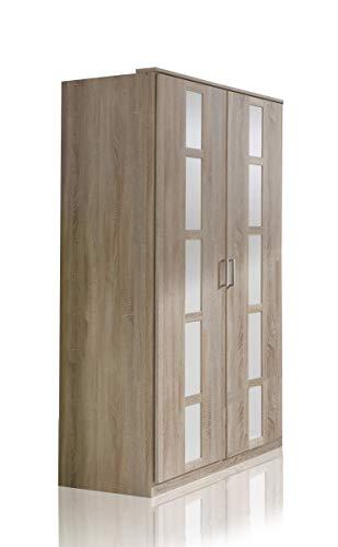 Wimex Kleiderschrank/ Drehtürenschrank Bambi, (B/H/T) 197 x 58 x 90 cm, Mehrfarbig