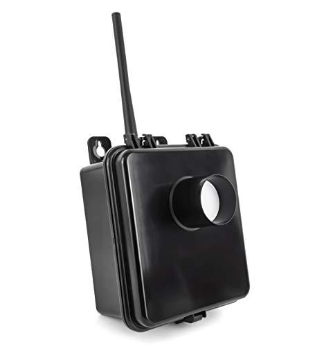 Dakota Alert MURS Alert Transmitter (MAT) - Battery Operated Passive Infrared Motion Sensor - Multi Use Radio Service With Telescopic Antenna