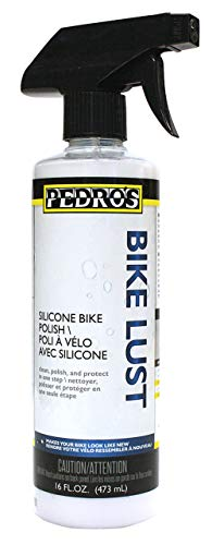 Pedro's Bike Lust Polish with 16-Ounce Trigger Bottle