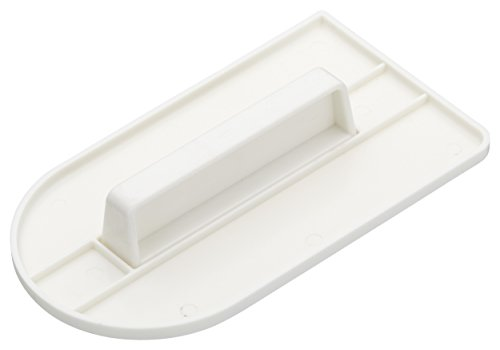 Kitchen Craft Alisador para Fondant, Blanco, 16 x 6 cm