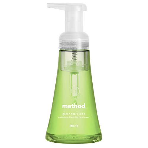 Method Foam Hand Wash Green Tea Aloe 300 ml by Method